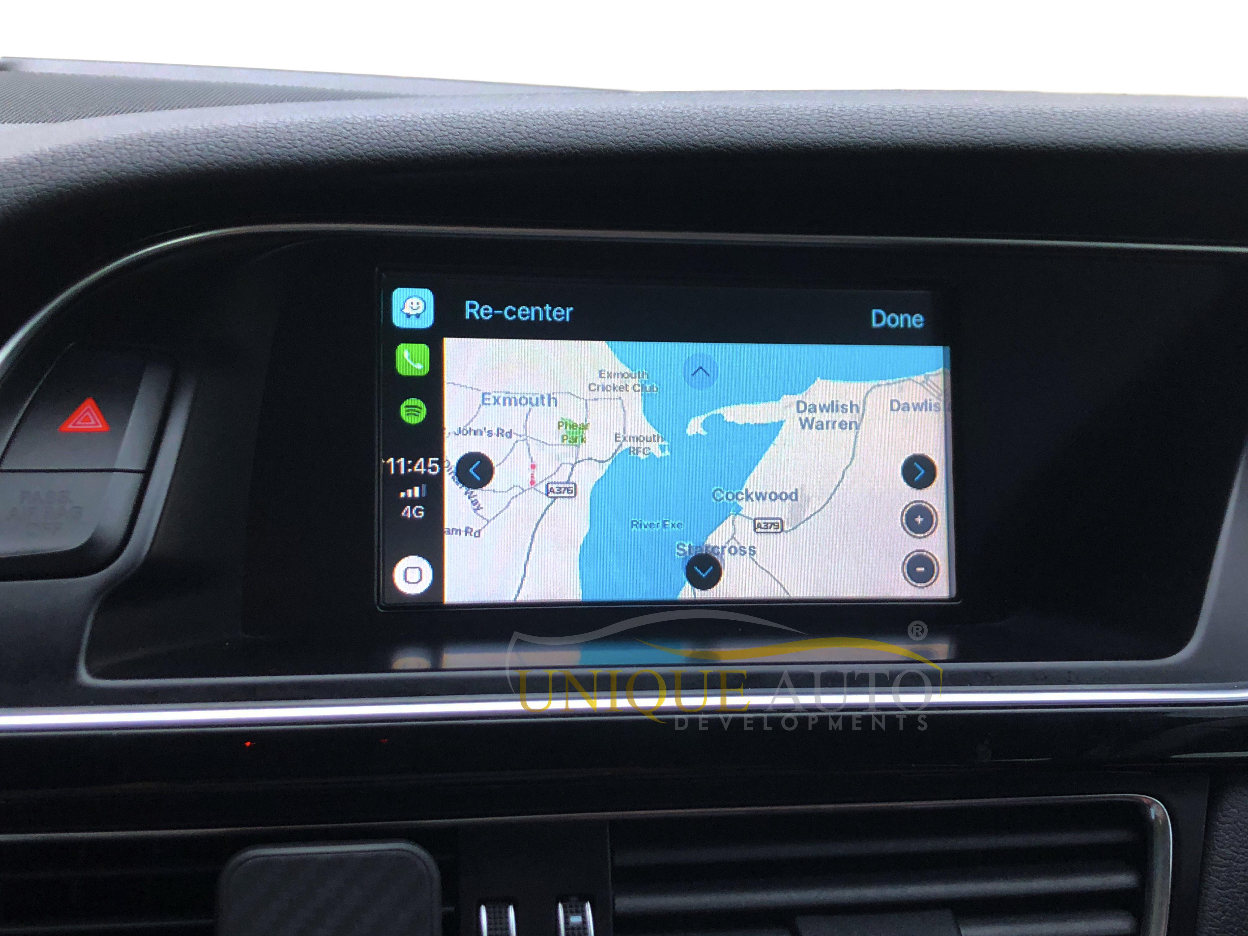Rsnav Apple Carplay