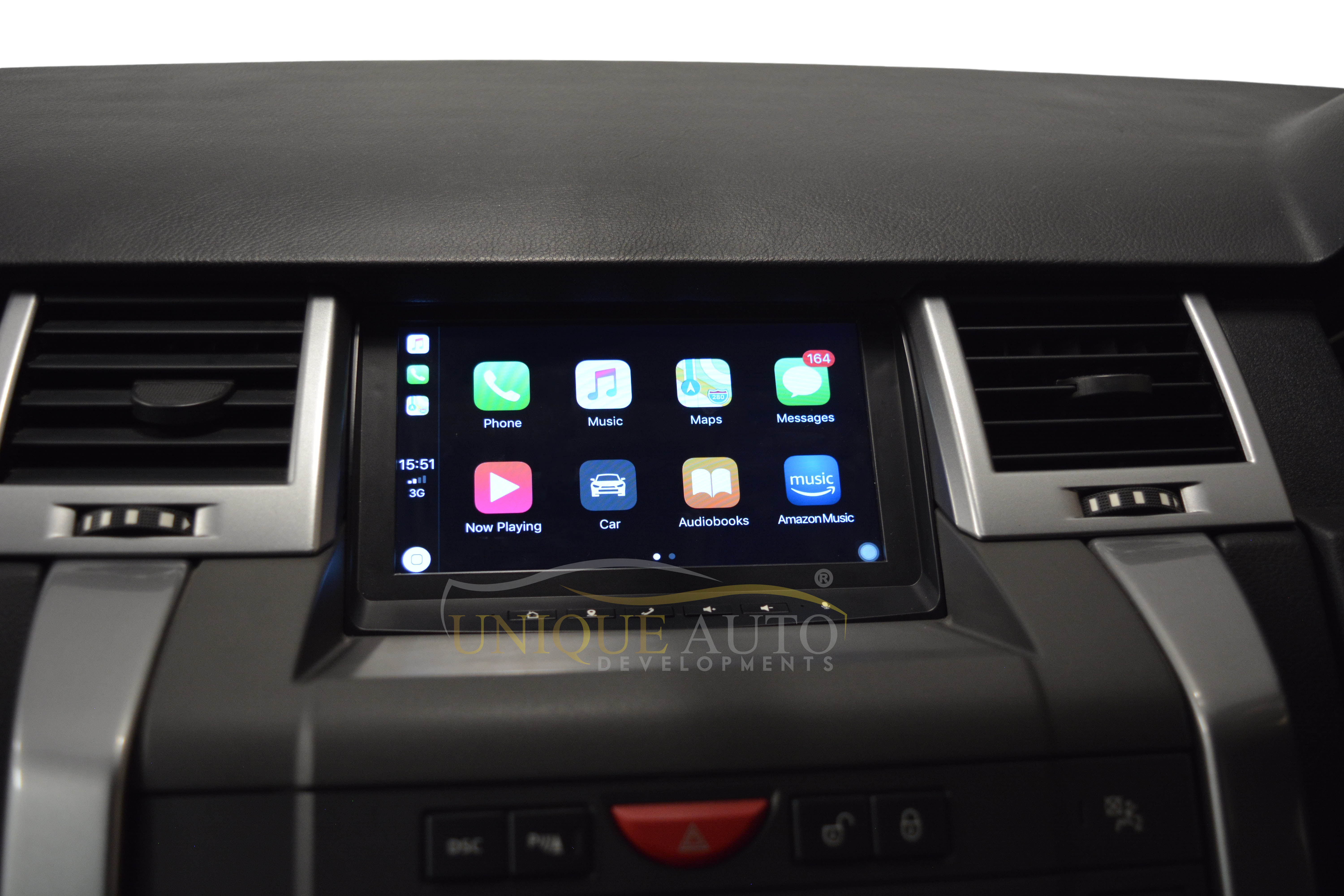 Apple Car Play - Android Auto