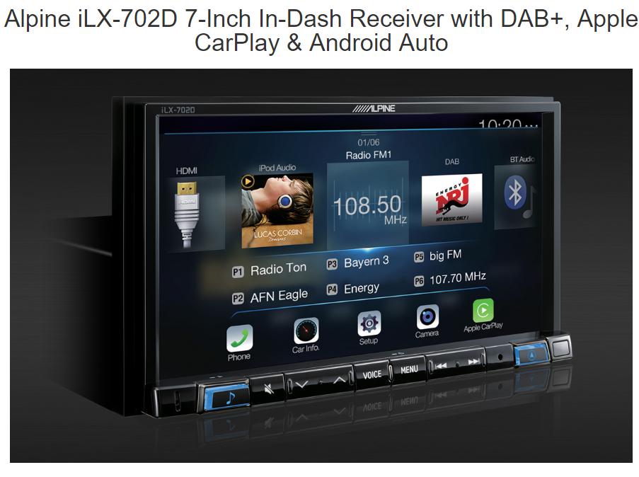 iLX-702D