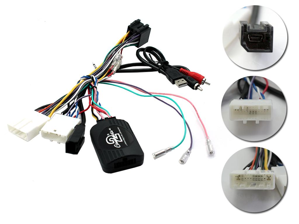 Shop Connects 2 About Nissan X Trail 2007 Iso Wiring Harness Adaptor Cable Connector Ctsns0112 Qashqai